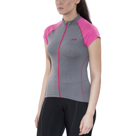 Protective Off Duty Jersey Dame grey melange